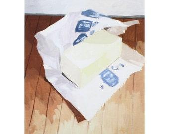 """5x7"""" print - """"Butter"""""""