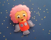 Reserved listing for Interplanet Jane doll