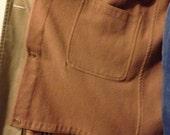 Mens burberry Prorsum trench coat harrods
