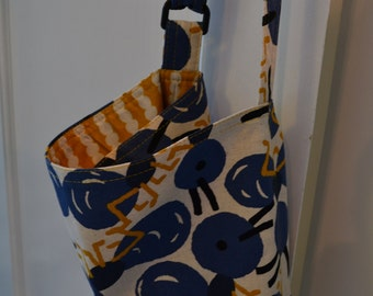 Children's Messenger Bag Boys Tote Bag Toddler Tote Bag - In Stock Ready to Ship