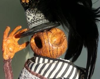 Art doll - Dapper Sir Pumloft