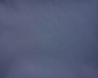 Dark blue gray, solid color, fat quarter, pure cotton fabric