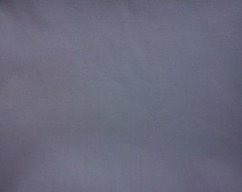 Gray, solid color, fat quarter, pure cotton fabric