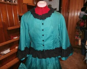 Civil War Gown