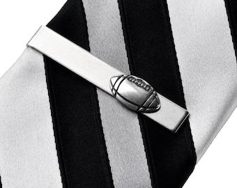 Football Tie Clip