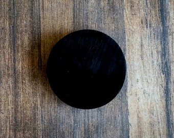 Shave Soap - Activated Charcoal - Blacksmith - Mens Shaving Soap
