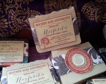 Nosferatu - Handcrafted Artisan Soap