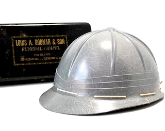 Davis Plastiglas Hedgard Hard Hat Grey Industrial