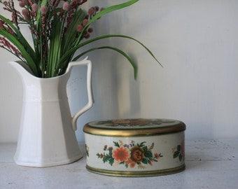 Vintage Collectible Tin