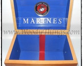 Marine Corps Treasure Chest