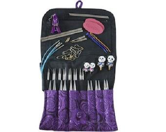 "HiyaHiya 5"" Sharp Limited Edition Interchangeable Knitting Needle Gift Set"