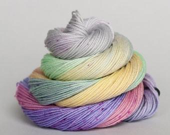 Size 30, hand dyed tatting thread / crochet cotton
