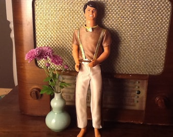 Vintage Donnie Osmond 1970s Doll with Outfit