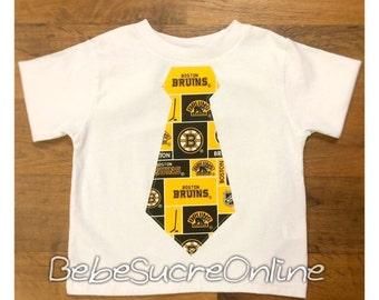 Boston Bruins Boys Toddler Shirt