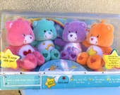 Care Bears display rare store promo Sing-Along Friends 1980s