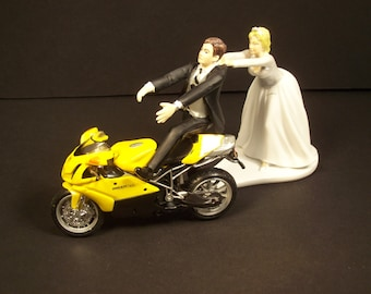 indian motorcycle wedding cake topper motorcycle kawasaki zx 12r bike by 16404