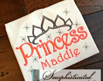 Princess Shirt - You Customize