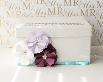 Wedding Card Holder, Wedding Box, Envelop Box - Custom Card Box