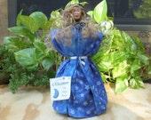 Rhiannon The High Priestess LG Moss Doll Clay Head
