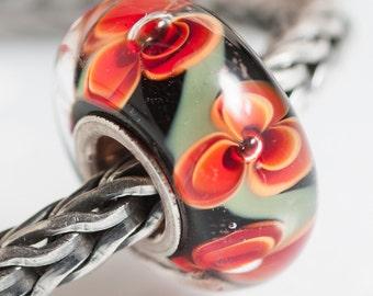 GlassBonBon  Artisan Glass Bead Ooak Lampwork Beads SRA