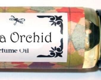 VANDA ORCHID - Roll on Perfume Oil - 1/3 oz -