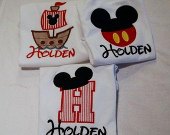 Vacation Disney Shirts long or short sleeves