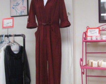 On Sale-Awesome 1970's PANTSUIT