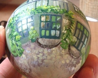 Custom Hand Painted Keepsake Ornaments