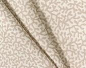Outdoor Drapery Panels & Pillows //// Coastal Barrier Reef /// Custom Sizes