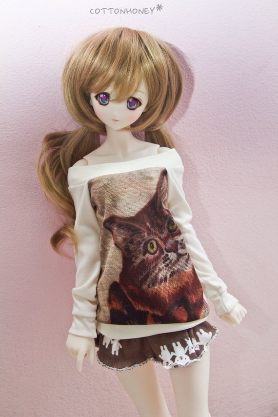 SD,DD cat sweater