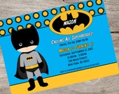 Batman Invite