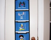 5 Pocket Fish Extender for Disney Cruise - Custom made