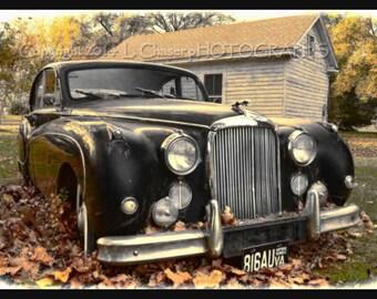 1959 jaguar Mark IV Saloon II