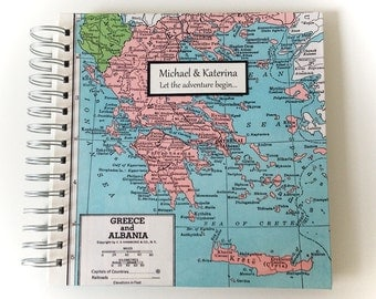 Travel Journal for Greece / Greek Islands / Athens