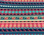 Aztec Ponte Knit - Multi