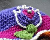 Ice Princess Wig Hat