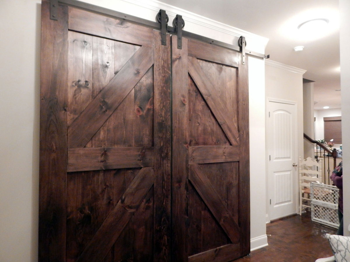 Image Gallery Interior Sliding Barn Doors