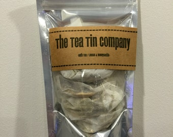 Bath Teas (assorted scents - pack of 4)