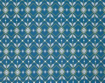 Folk Song - Diamond Mine in Ink - PWAH090.INKXX - Anna Maria Horner for Free Spirit - 1/2 Yard