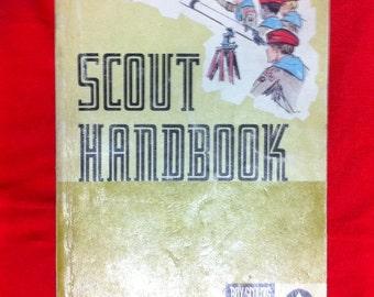 Boy Scout Handbook 1972 Eighth Edition