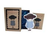 Cotton Message Doll - Minifriend: Lara
