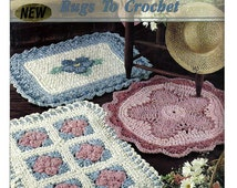 Popular Items For Fabric Crochet On Etsy