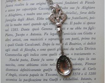 """Lovely """"little spoon"""" pendant"""