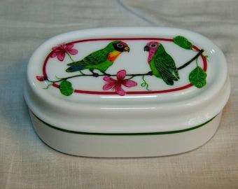 Lynn Chase Porcelain Trinket Box