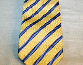 Vintage Authentic Piatelli Silk Tie
