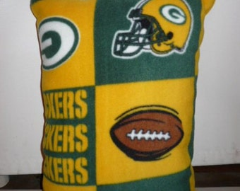 Greenbay Packers Pillow