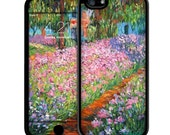 Garden at Giverny iPhone Case - iPhone 6 Case Skin, iPhone 5/5S Case Skin, iPhone 5c Cases, Iphone 4/4S case, iPhone 6 plus cases Skins