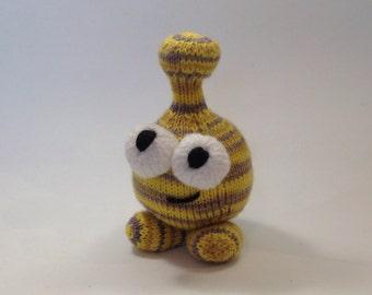 Star Wars Bantha Knitting Pattern Plush toy animal / alien