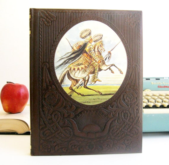 iPad Tablet Cover Case- (iPad / iPad Air / Kindle Fire 8.9 / Nexus 10 / Samsung 10.1 / Hardcover / Book - The Great Chiefs