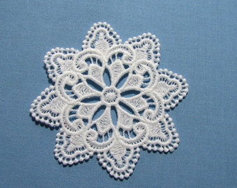 Free Standing Lace Doily Coaster